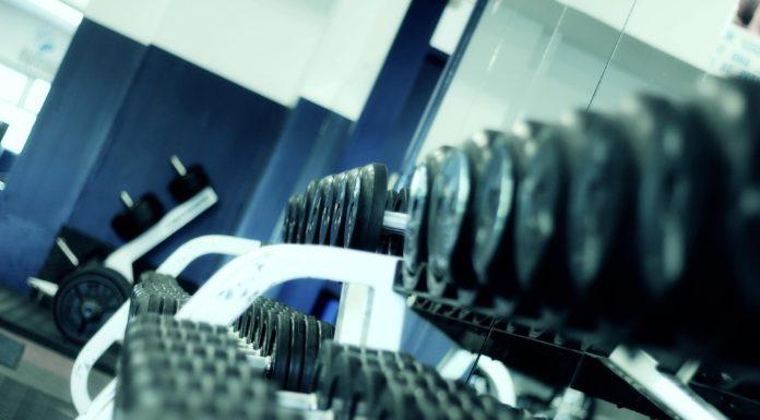 treinamento de musculação
